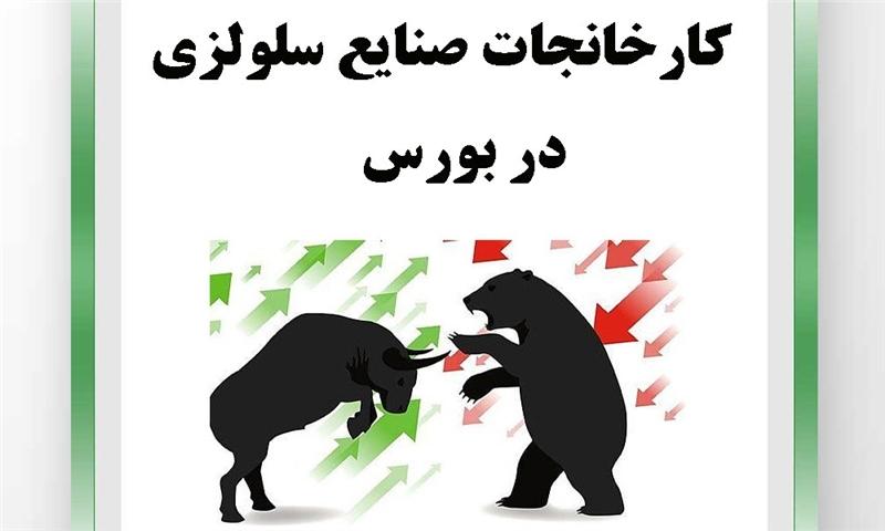 کارخانجات صنایع سلولزی ایران در بورس