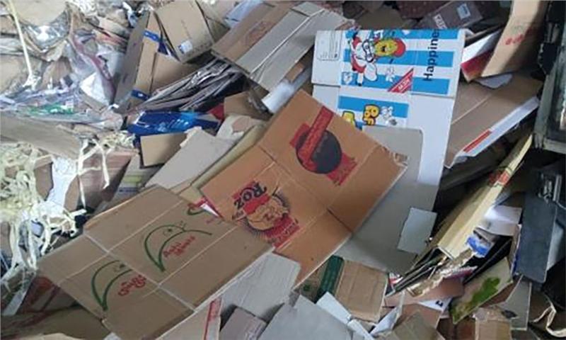 اگر آخال های وارداتی به کارخانه کاغذ سازی الوده باشند ؟؟