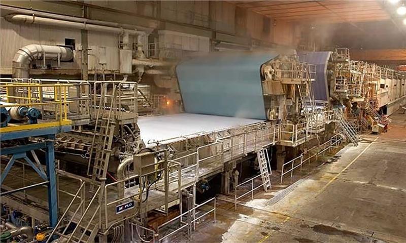 کارگاه اموزش کاربرد نشاسته در صنعت کاغذ و کارتن