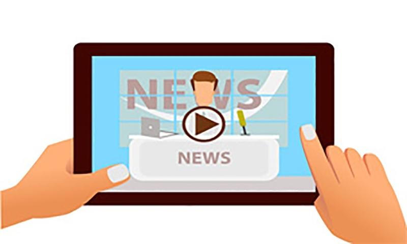 ویدئو آنلاین ؛ پلتفرم رسانه ای جدید برای انتشار اخبار