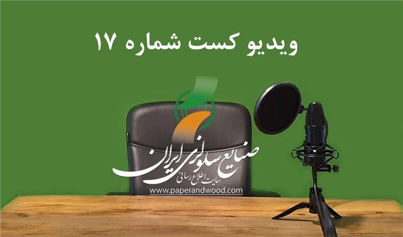 ویدیو کست شماره 17 سایت صنایع سلولزی