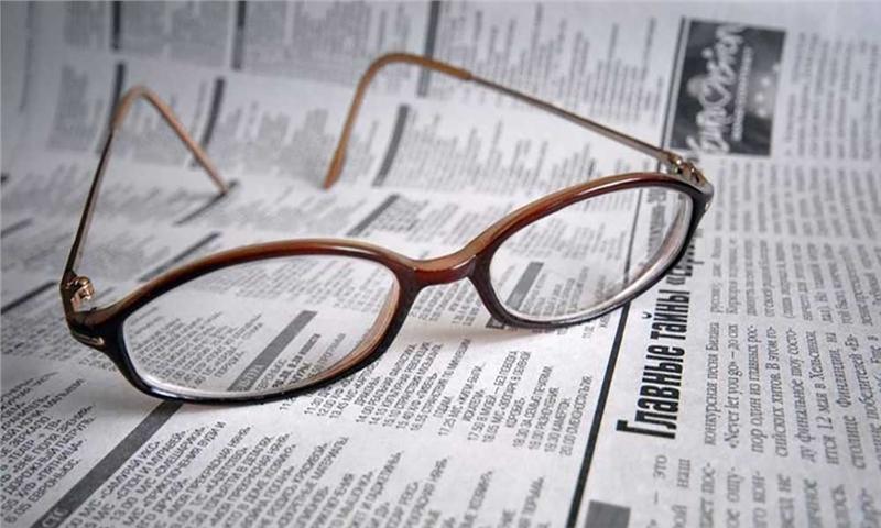 کاهش شدید تقاضا کاغذ روزنامه در روسیه