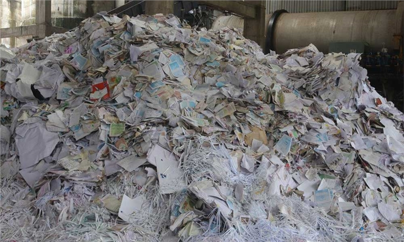 چرا هند رهبر جهانی کاغذهای باطله است