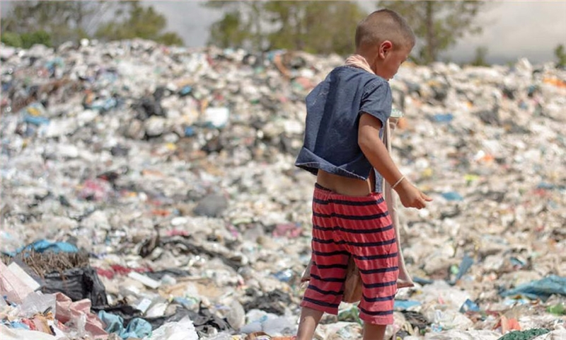 پیش بینی بانک جهانی در خصوص تولید زباله تا سال 2050 میلادی