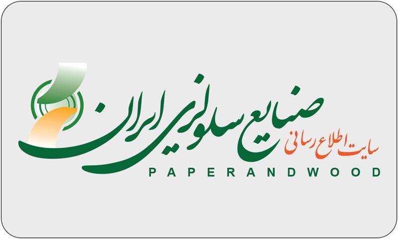 تبریک سال نو توسط دکتر برزن مدیر عامل چوب و کاغذ ایران