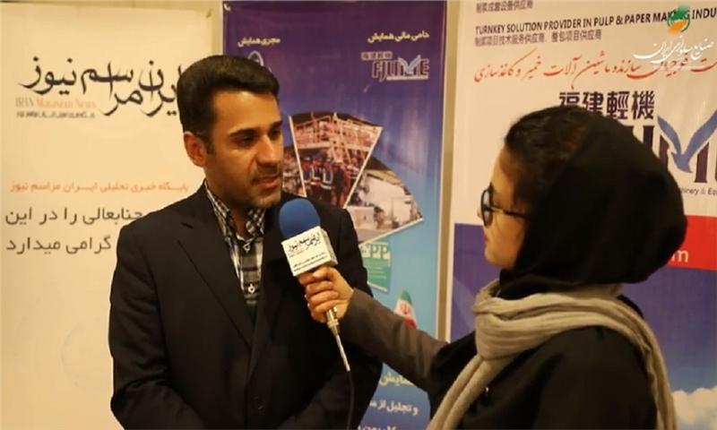 مصاحبه با جناب اقای دکتر جلالی