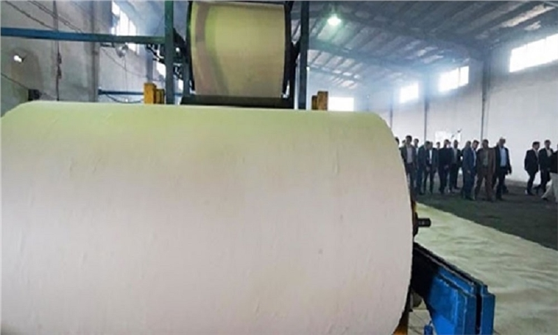 Not providing quality raw materials is a barrier for the production of packaging paper.