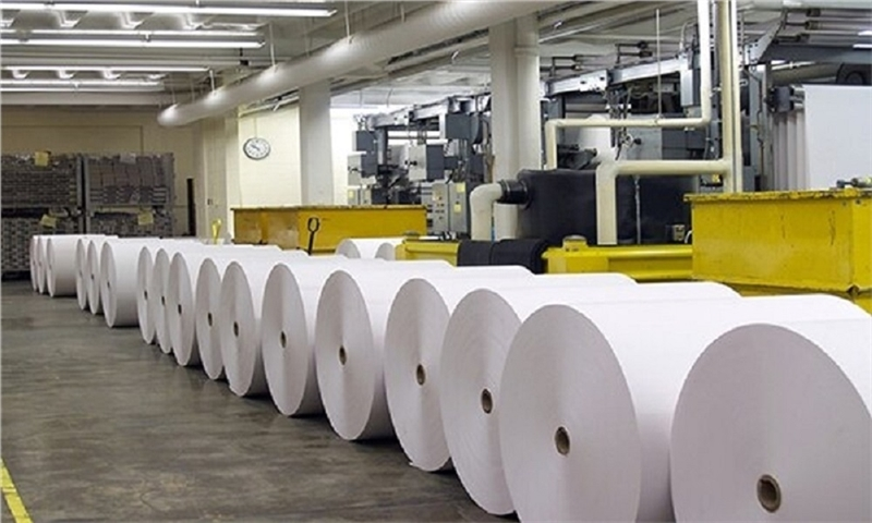 Why don't we produce writing paper?