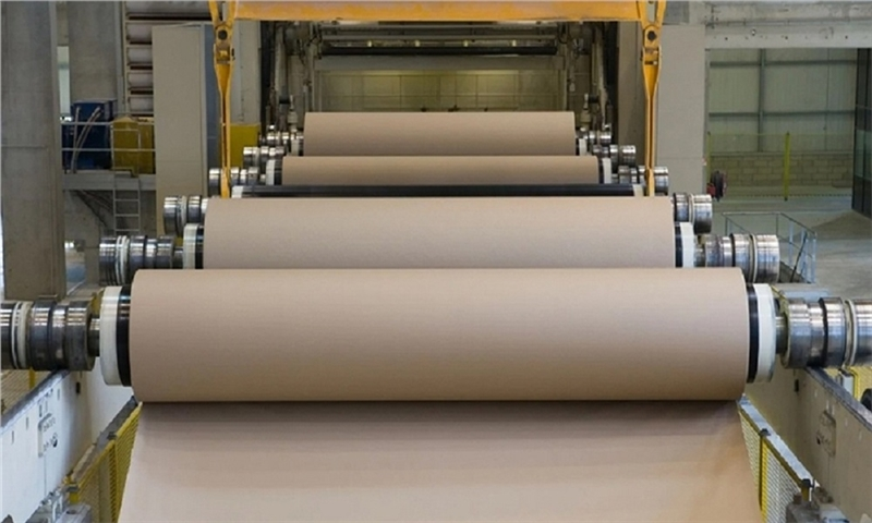 The 20% reduction in paper production in Pars Paper Making Company