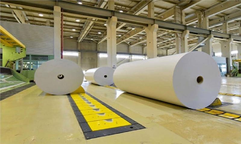 کاهش درآمد کاغذسازان در پی کاهش مقدار و قیمت فروش محصولات در مهر ماه
