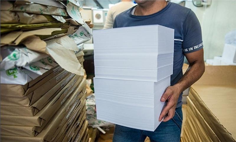 ادامه روند کاهش قیمت کاغذ و اتصال سامانه کاغذ به اداره کتاب