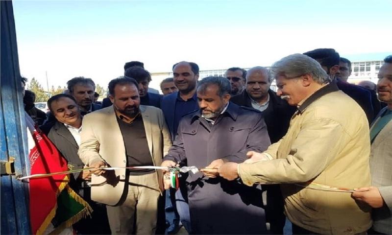 افتتاح ۶۷۰۰ میلیارد ریال پروژه در شهرکهای صنعتی قزوین