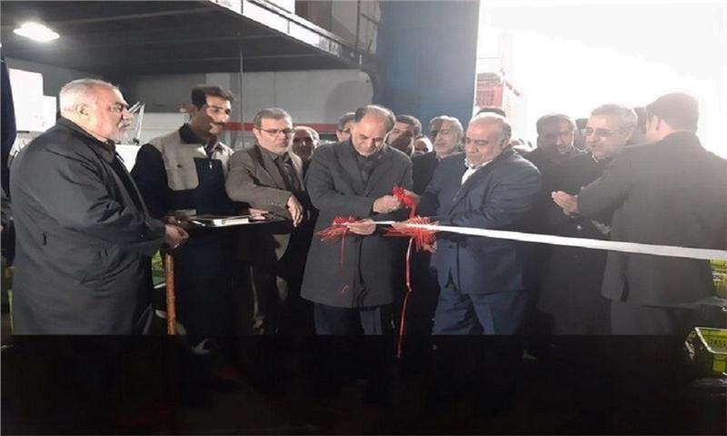 900 میلیارد سرمایه گذاری صنعتی در کرمانشاه افتتاح شد