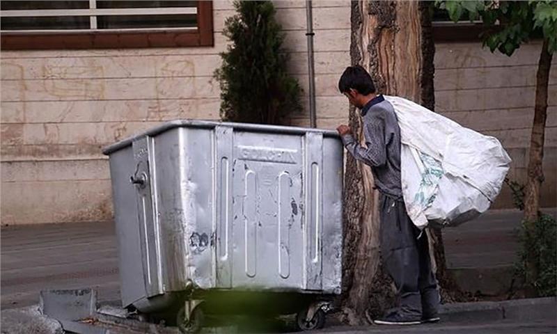 راه اندازی گشت های ویژه مقابله با زباله گردی/افزایش ۲۳۰۰ تنی زباله های پایتخت