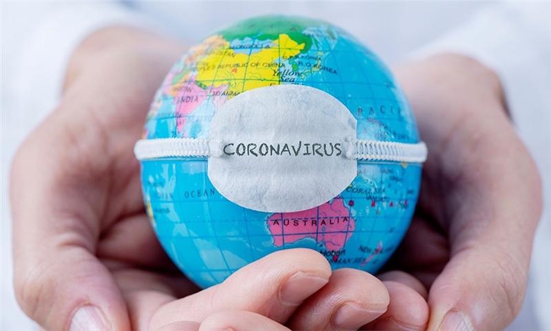 تقسیم جهان به دو قسمت توسط کرونا