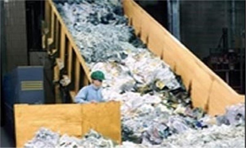 توقف جمعآوری آخال کاغذ مشکل تازه کارخانههای داخلی