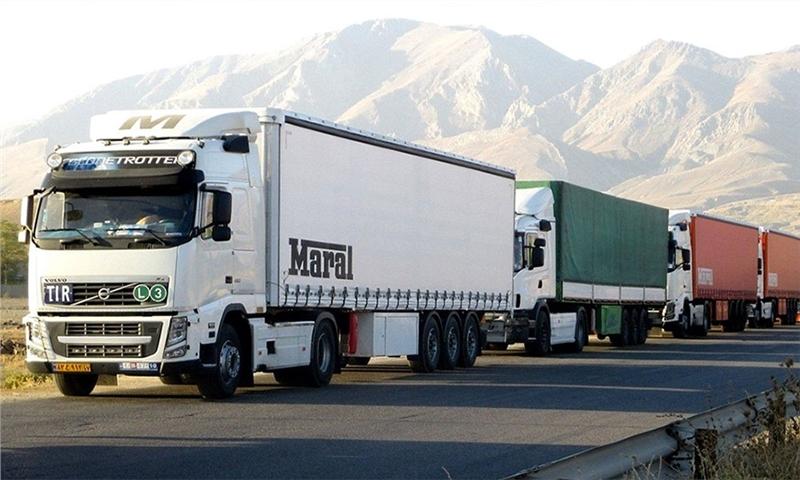 صادرات روزانه ۲ هزار کامیون کالا از ایران به عراق