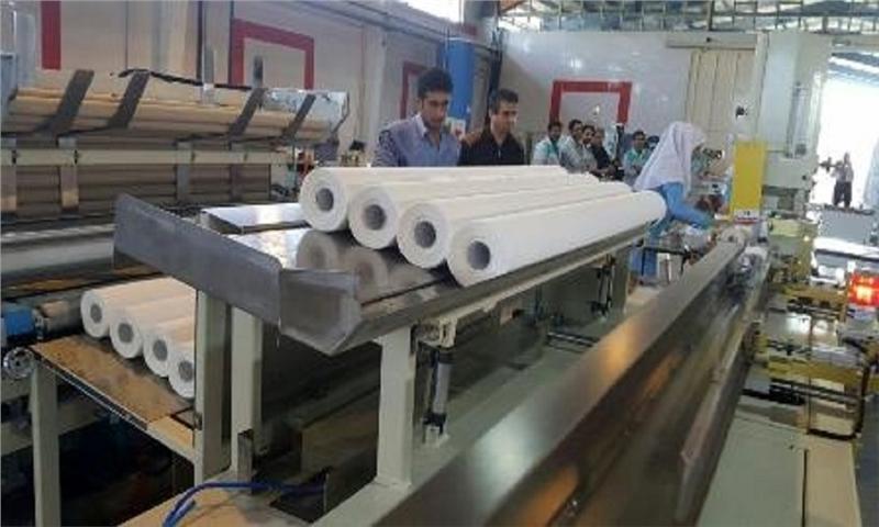 طرح مطالعاتی تولید خمیر سلولزی از کاه و کلش در قالب طرح توسعه