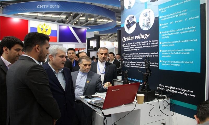 نمایشگاه فناوریهای چین، فرصت جهانی شدن ایران