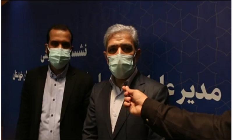 نشست مدیران عامل بانک های ملی و صعنت، معدن و تجارت کشور با صنعتگران خوزستان