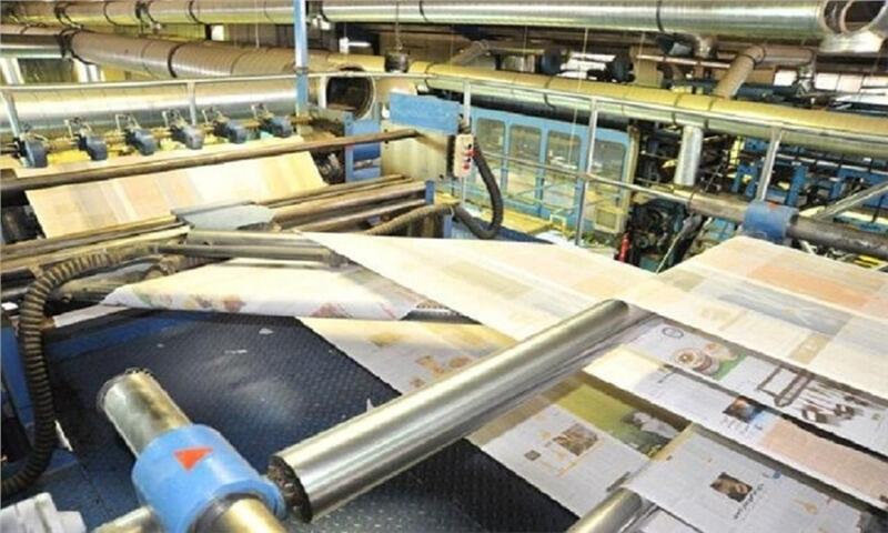 چرخ صنعت چاپ اردبیل به سختی می چرخد