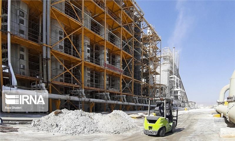 کارخانه کاغذسازی فاروج در مرحله انتقال تجهیزات به کشور است