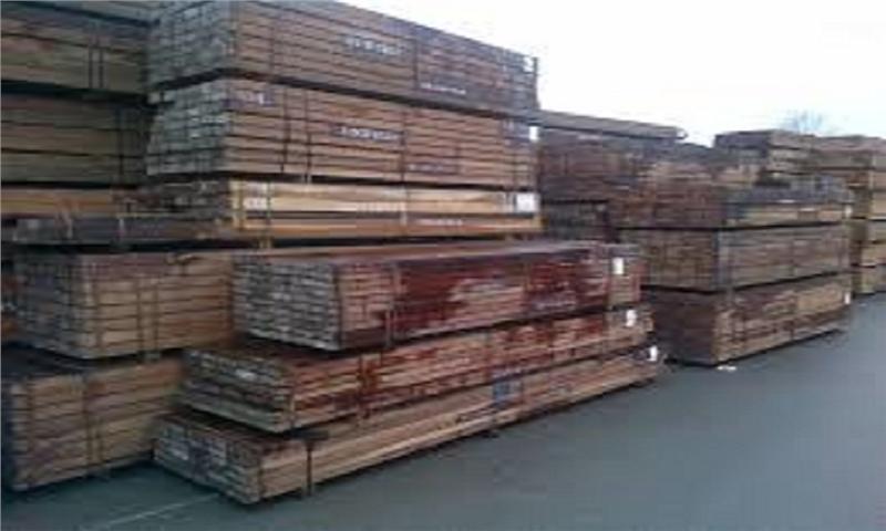 واردات ۱۰ میلیون دلاری چوب به مازندران