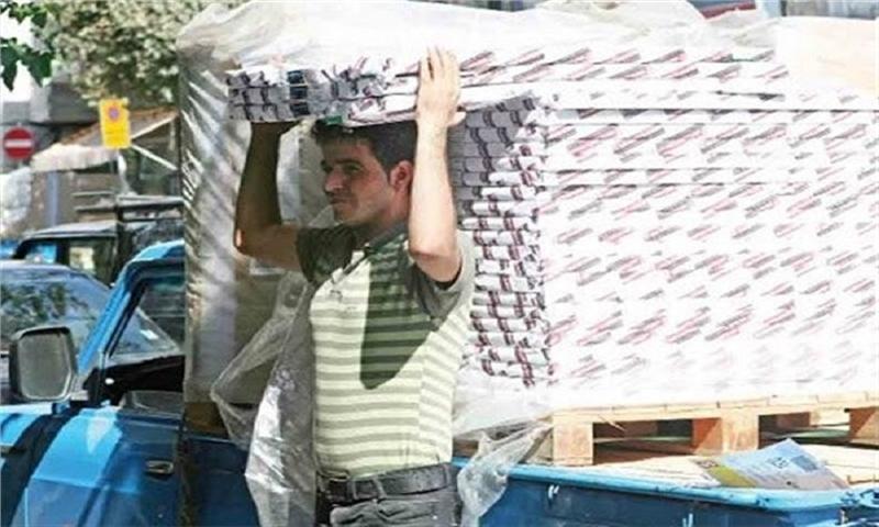 کاغذ تحریر بندی ۴۴۰ هزار تومان/ احتکار کاغذ در انبار تاجران به امید گرانی بیشتر