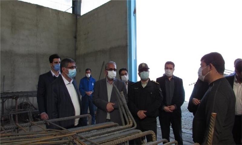 افتتاح کارخانه تولید کاغذ اسدآباد خرداد ۱۴۰۰