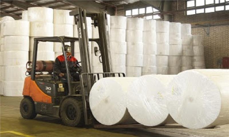 ثبت رکوردی جدید در شرکت محصولات کاغذی لطیف
