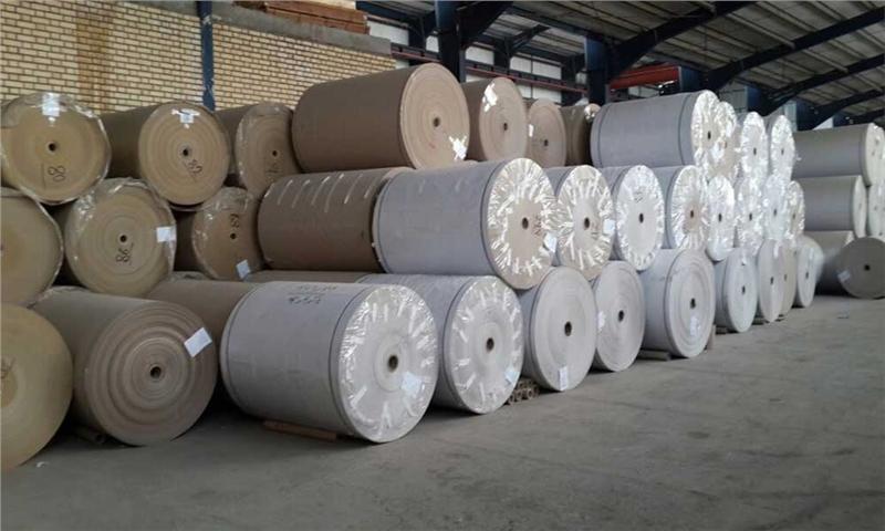تولید ۷۵۲ هزار و ۱۰۰ تن کاغذ توسط کارخانجات داخلی