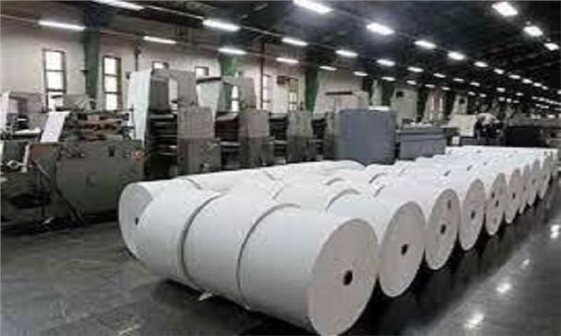 مروری بر وضعیت صنایع تولید کاغذ در کشور