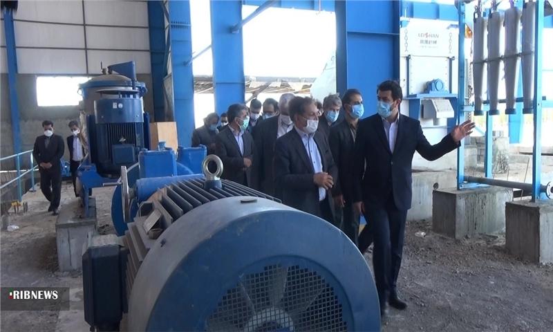 پیشرفت ۸۰ درصدی طرح تولید کاغذ و مقوا از ضایعات