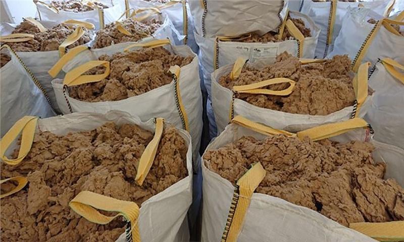 بازیافت کاغذهای غیرقابل استفاده با دستگاه خمیر کاغذ خشک