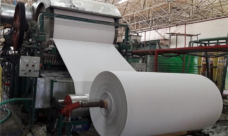 بزرگترین کارخانه تولید کاغذ ایران اندر خم یافتن چوبهای شکسته