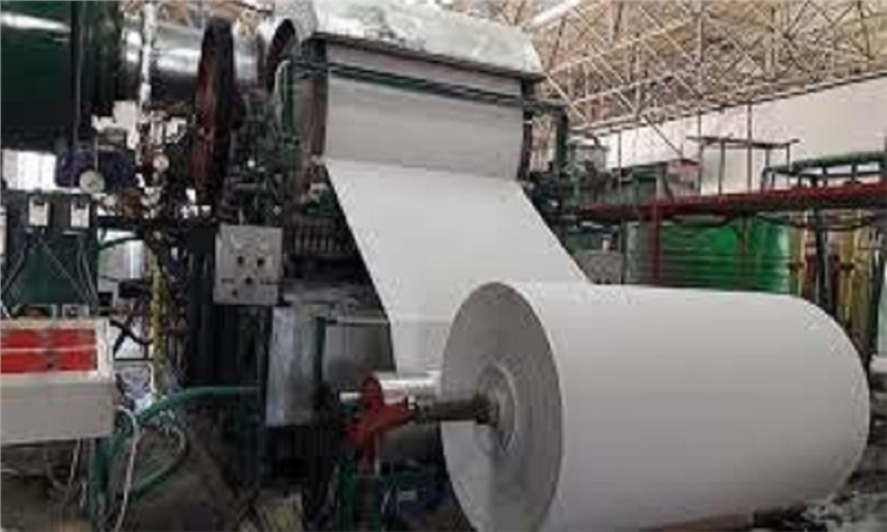 الیگودرز در سالهای آینده میتواند به قطب تولید کاغذ از سنگ تبدیل شود