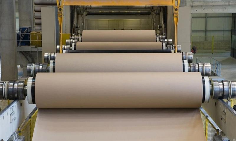 کاهش ۲۰درصدی تولید کاغذ در شرکت کاغذپارس