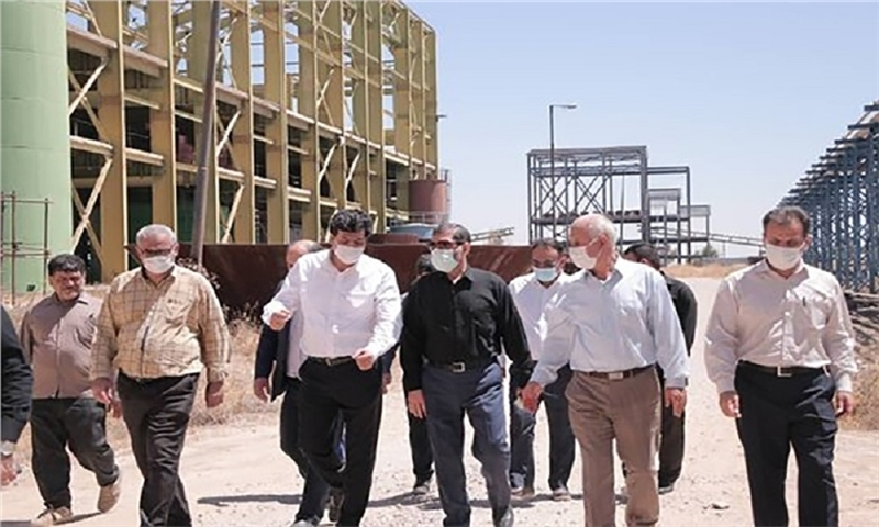 Reopening of Shushtar Paper Company after a 23- year hiatus