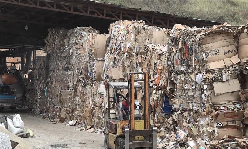 یک واحد تولیدی بازیافت کاغذ در مازندران با مشارکت بنیاد برکت به چرخه تولید بازگشت