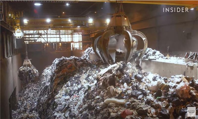 چه اتفاقی برای 3.2 میلیون تن زباله در شهر نیویورک رخ می دهد