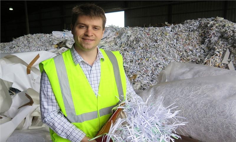 شاخصهای کاغذ بازیافتی در اروپا