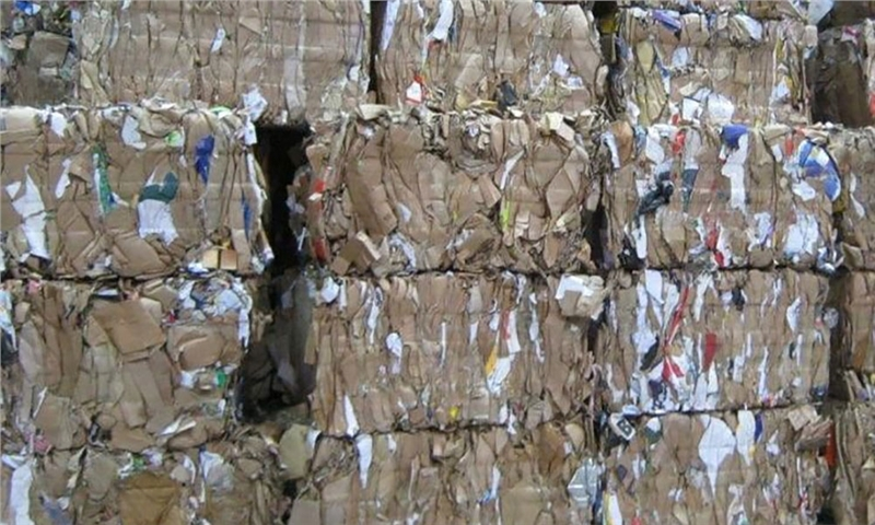شاخصهای کاغذ بازیافتی در اروپا – 25 می 2021