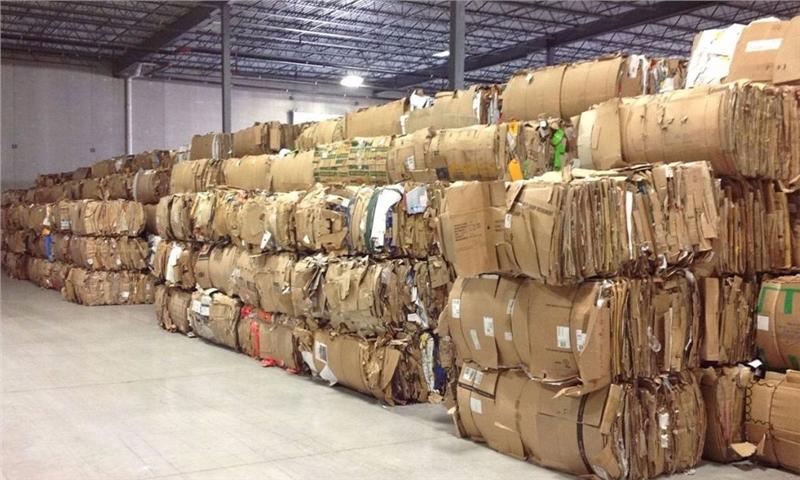 شاخصهای کاغذ بازیافتی در اروپا 8 ژوئن 2021