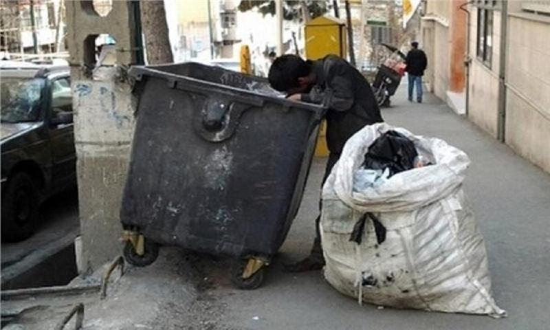رابطه مستقیم زبالهگردی و مراکز جمعآوری ضایعات
