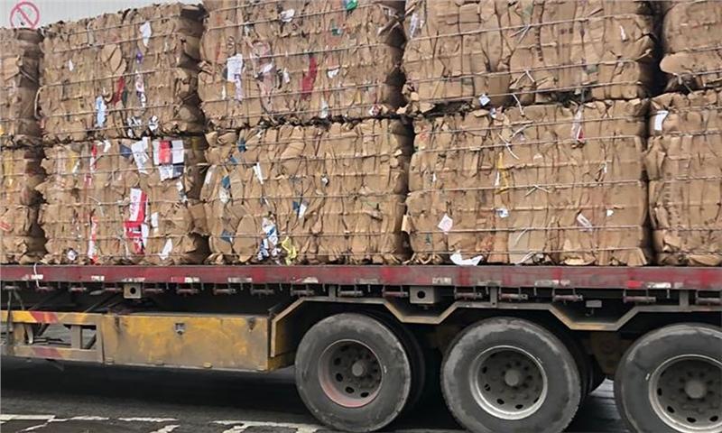 شاخصهای کاغذ بازیافتی در اروپا – 12 اکتبر 2021